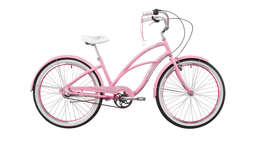Electra Hawaii 3i Ladies pink